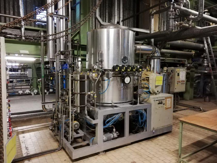 STILMAS Trattamento Acqua/Distillatore/Osmosi Inversa/Generatore di Vapore STILMAS FA500HR