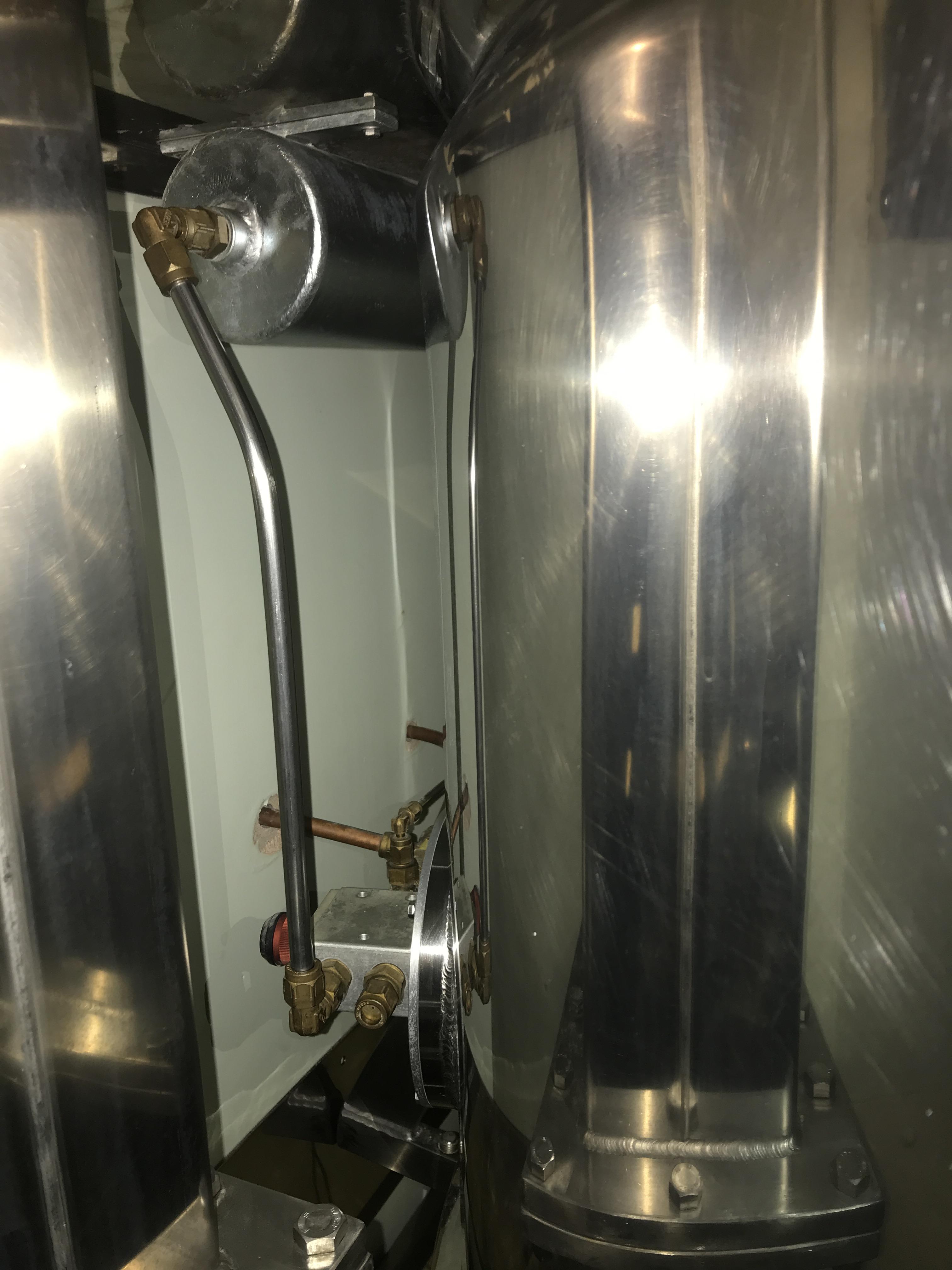 Aeromatic GEA Granulatore Miscelatore PMA 300 - Essiccatore a letto fluido T5 Linea Completa Aeromatic GEA