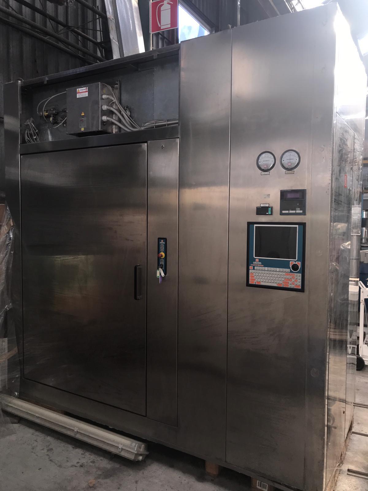 DE LAMA Sterilising Oven DE LAMA DLST/L-500