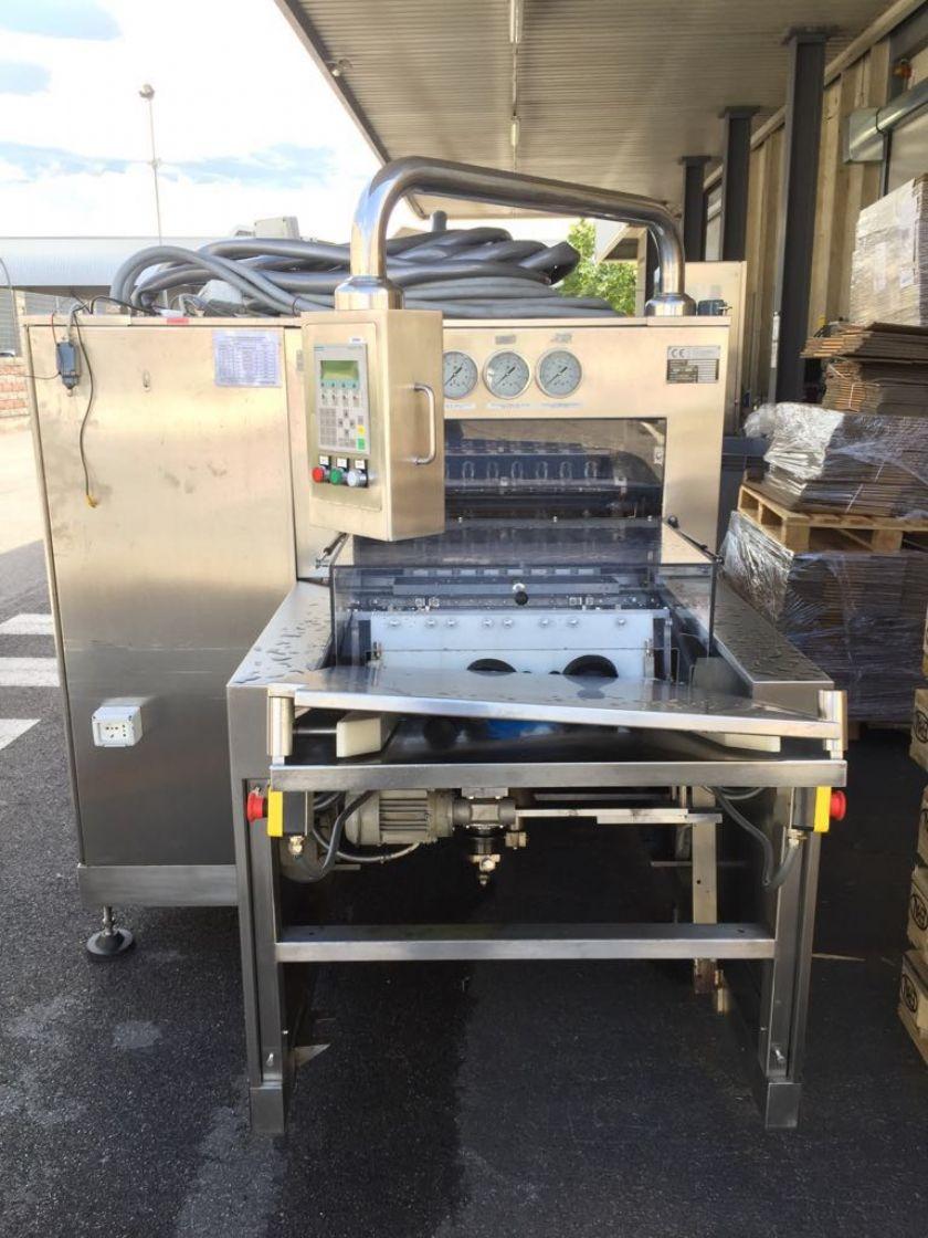 Lavatrice per Fiale e Vials Romaco Macofar W600-8