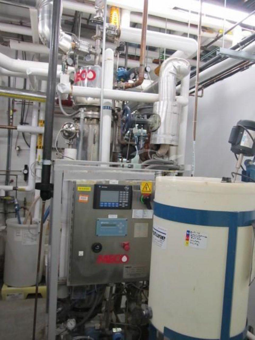 Meco Trattamento Acqua/Distillatore/Osmosi Inversa/Generatore di Vapore Meco CS 750