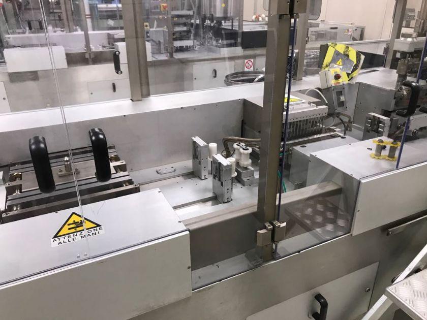 SARONG Linea di riempimento per supposte di alluminio Sarong SAAS 15