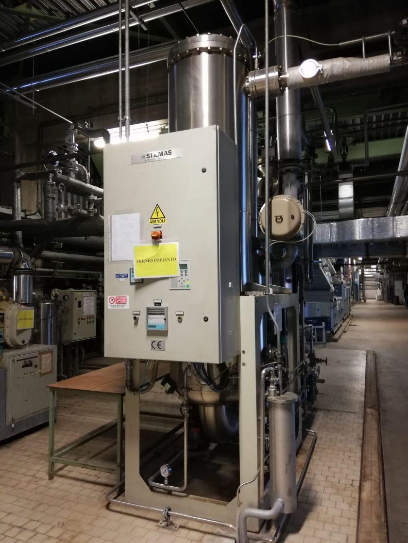 STILMAS Trattamento Acqua/Distillatore/Osmosi Inversa/Generatore di Vapore STILMAS PSG 1500 DTS