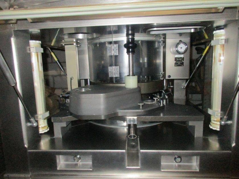 Romaco Noack Tablet Press HORN NOACK HRP 36E
