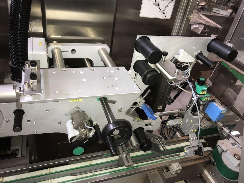 Neri Marchesini Labelling Machines NERI MARCHESINI DBL 400