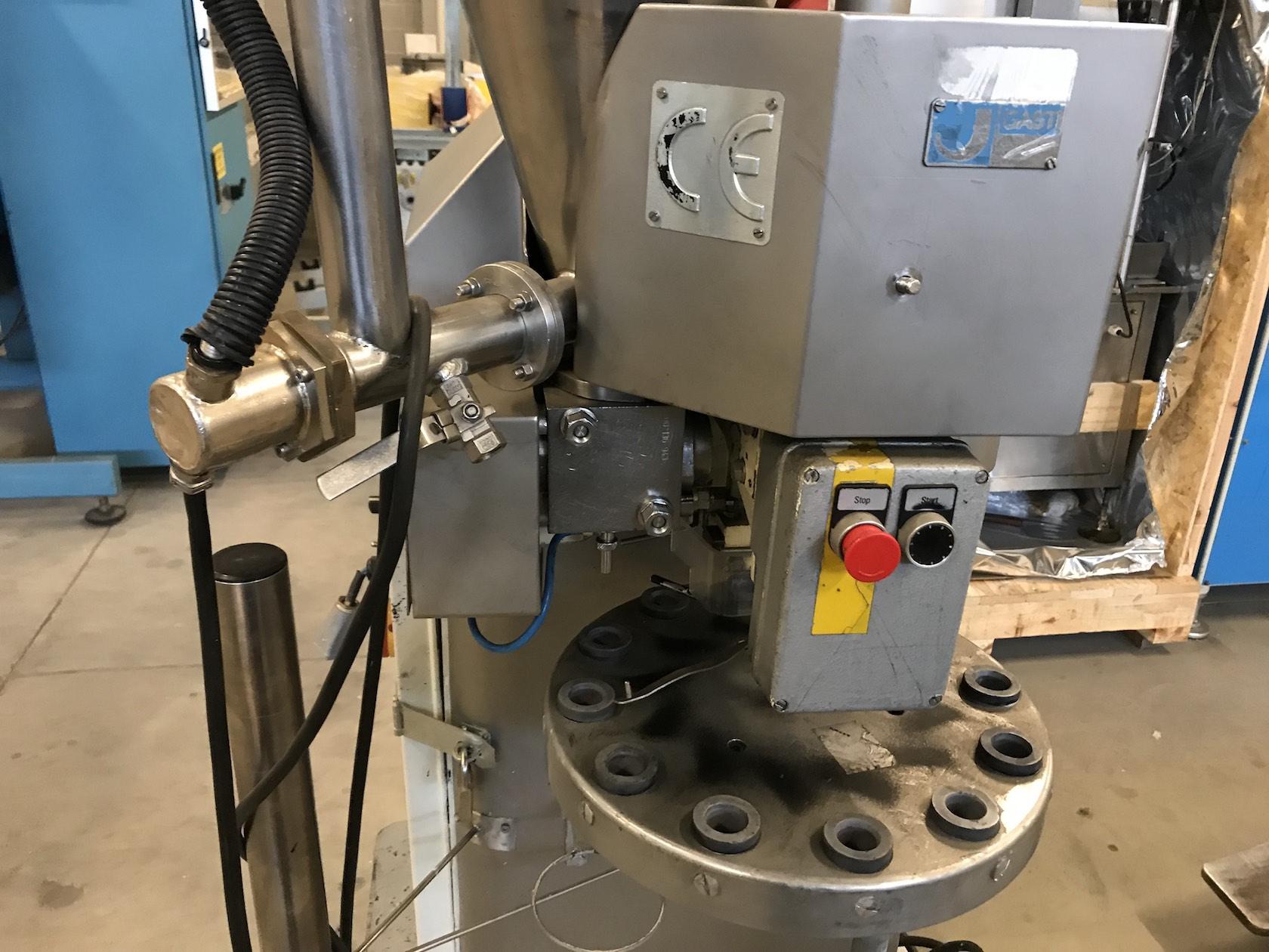 Gasti Intubettatrice per tubi metallici Gasti modello 900 B