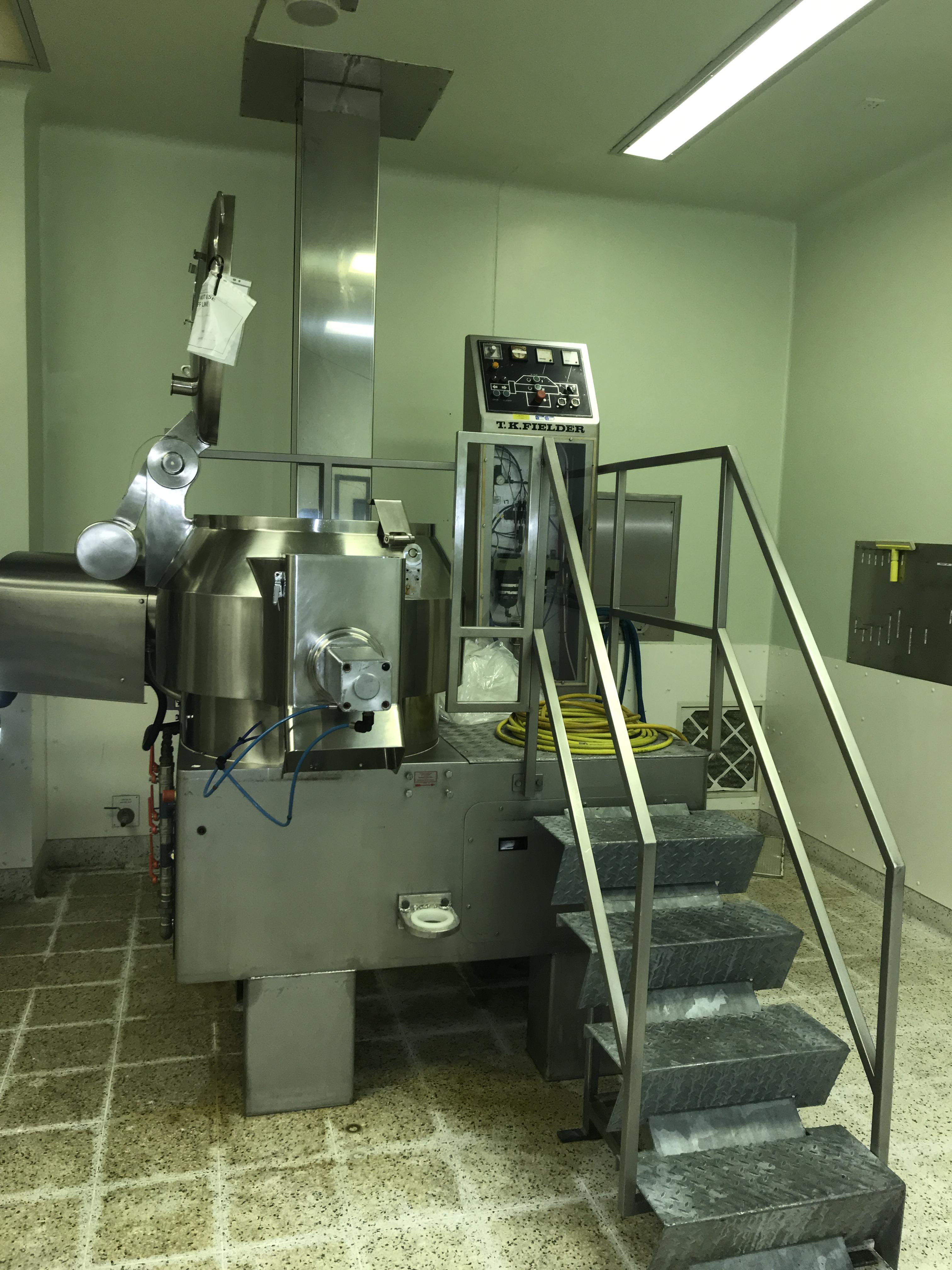 Aeromatic GEA High Shear Mixer Aeromatic GEA PMA 300