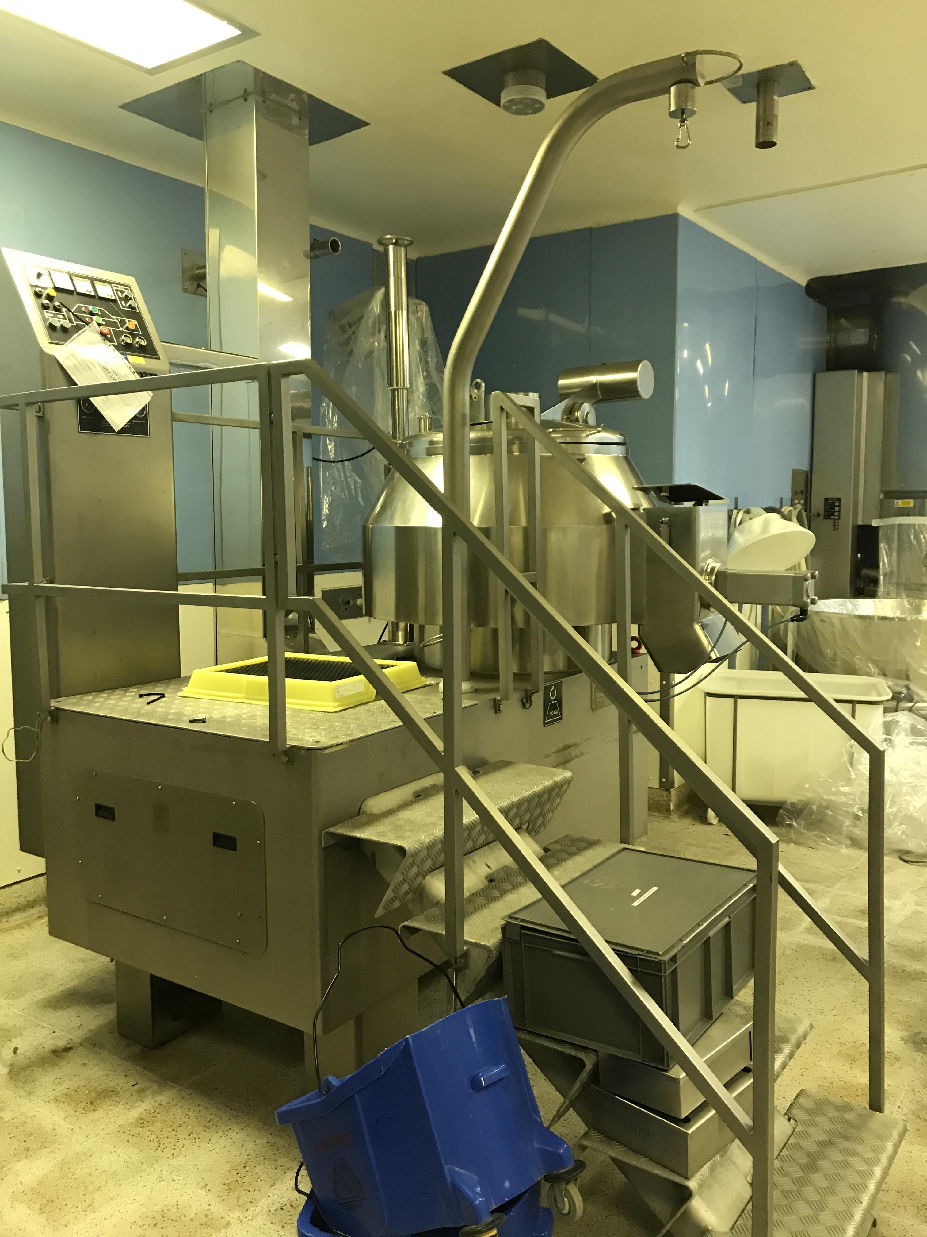 Aeromatic High Shear Mixer Aeromatic PMA 600