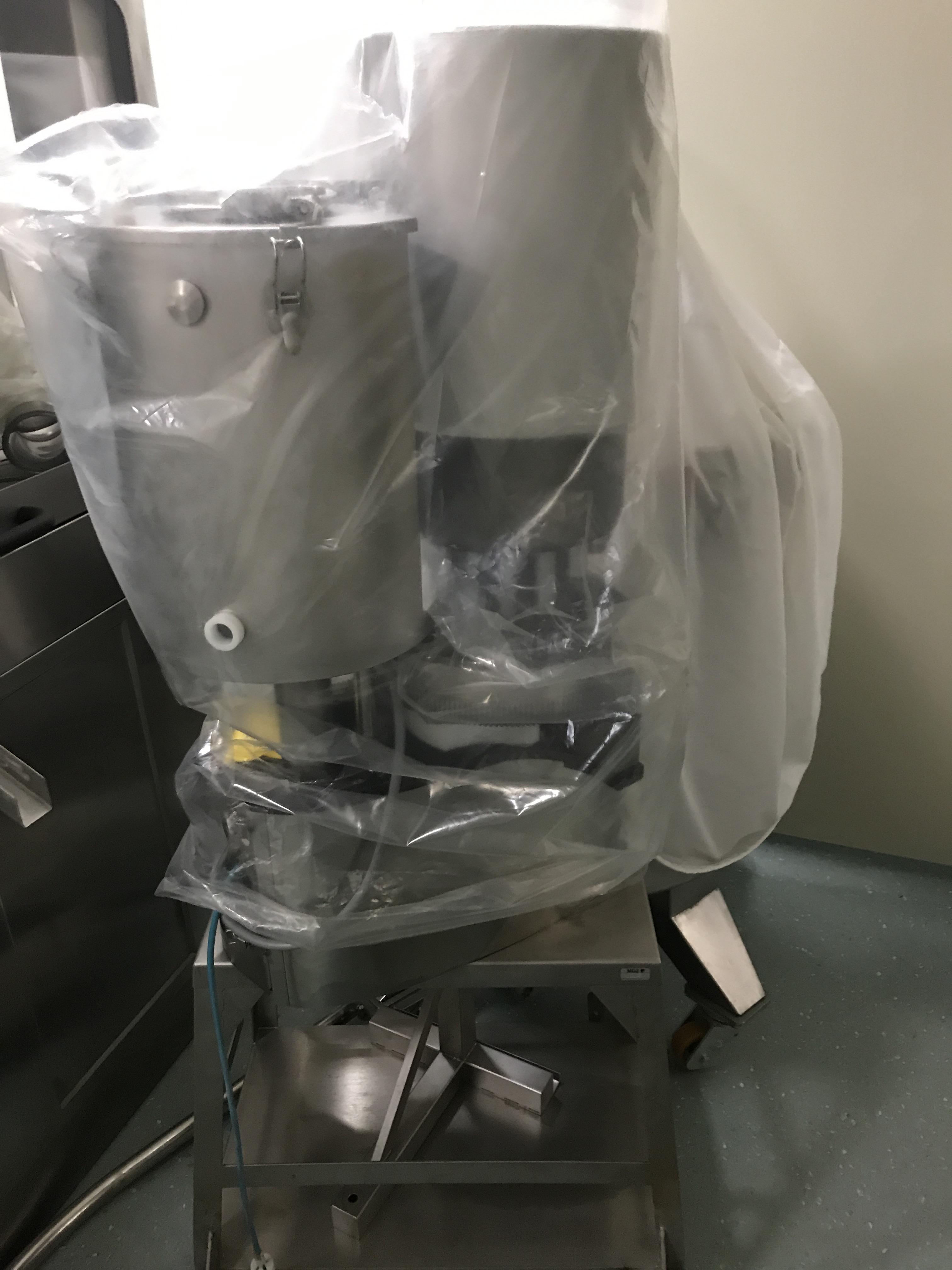 MG2 Opercolatrice MG2 Suprema per polveri e pellet