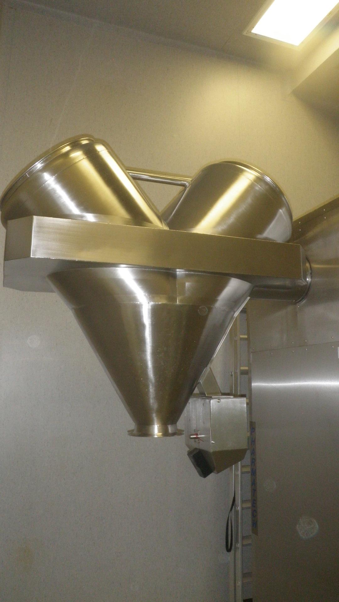 Pharmatech Mezcladores para Liquidos y Cremas /Turboemulsionador Pharmatech V 550 Lt.