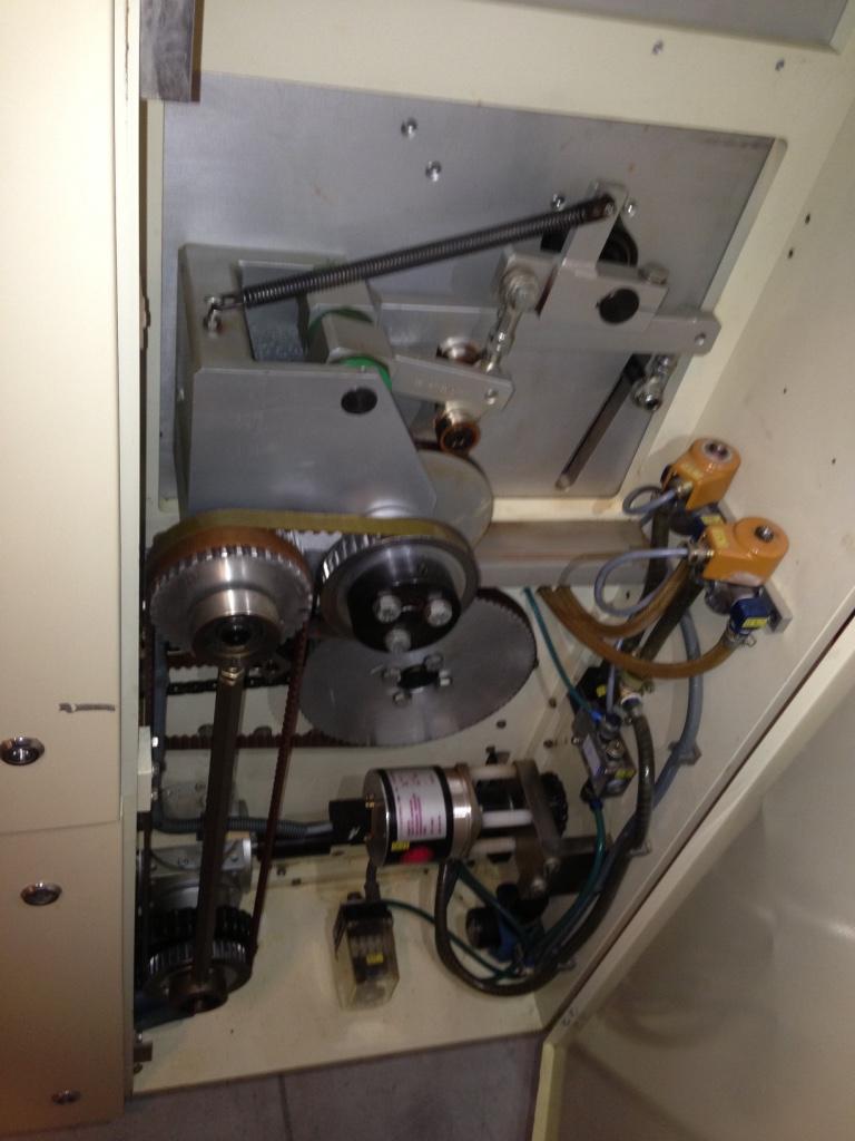 Klöckner Pentaplast Astucciatrice orizzontale per blisters Klöckner Pentaplast P-5/120