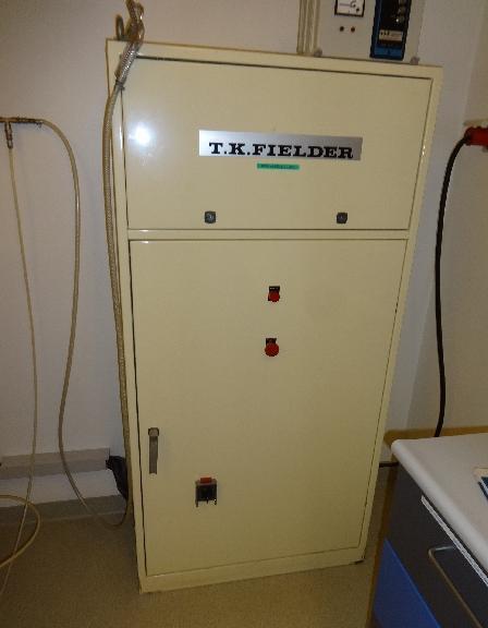 Aeromatic-Fielder High shear mixer Aeromatic Fielder Gea PMA25