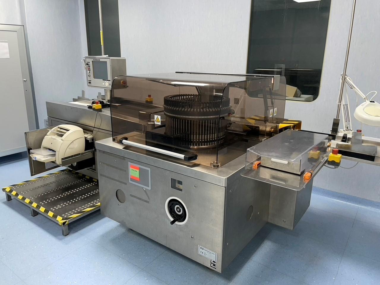 Eisai  Automatic inspection machine for ampoules Eisai AIM 296