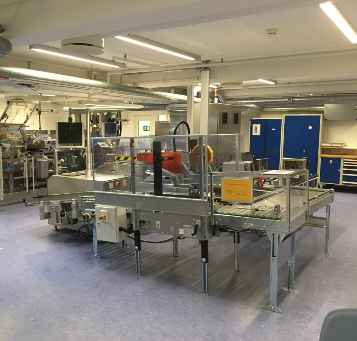 Pester Pac Automation Overwrappers/Shrinkwrappers/Banders Pester Pac Automation PEWO PACK