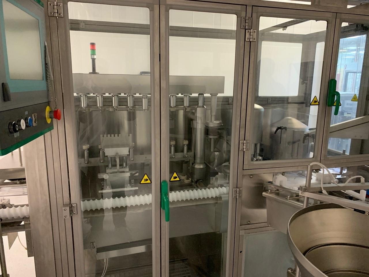 MARCHESINI GROUP Vial filling machine MARCHESINI GROUP ML652