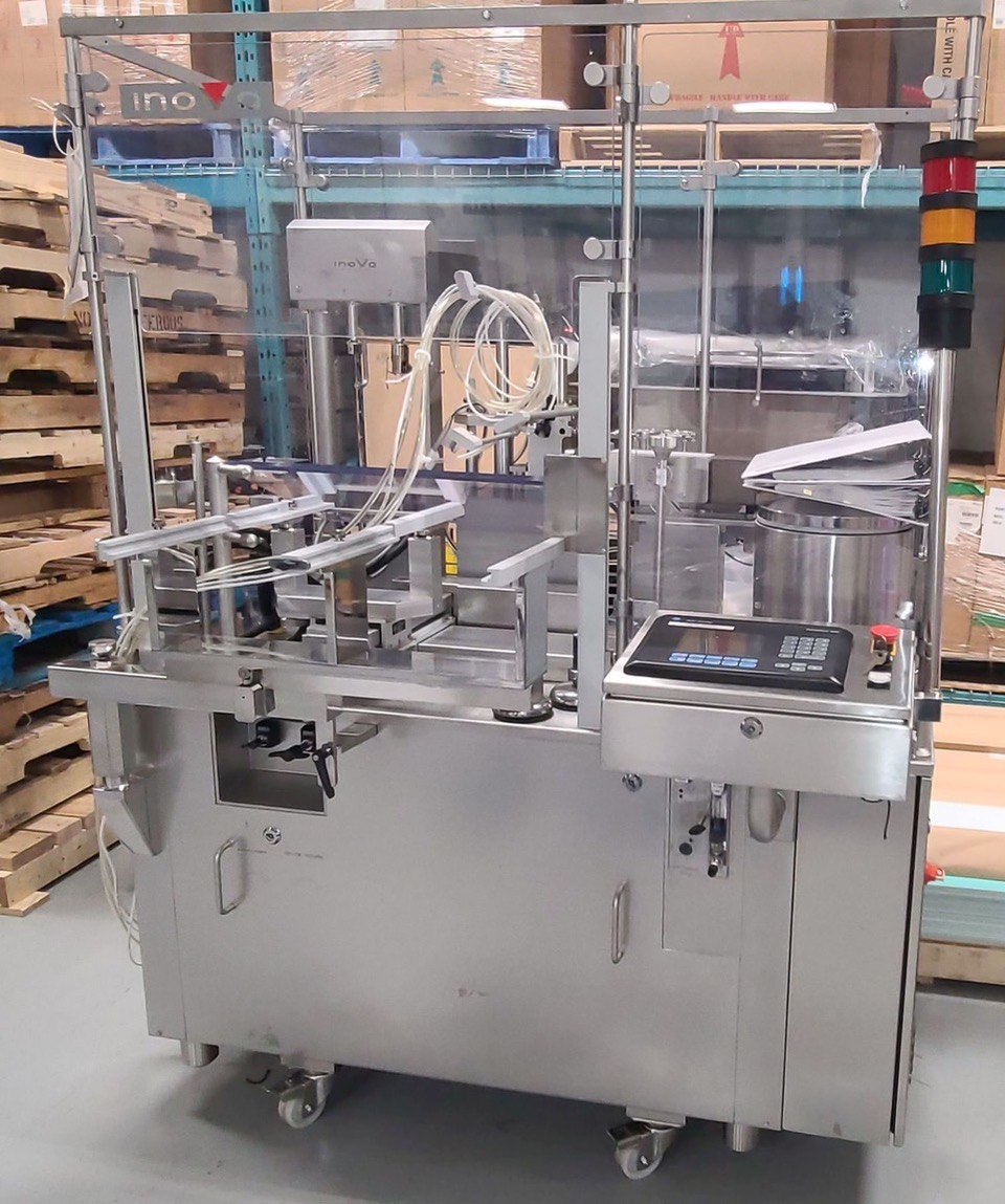 Inova Inova SV 122 Syringe Filling Machine
