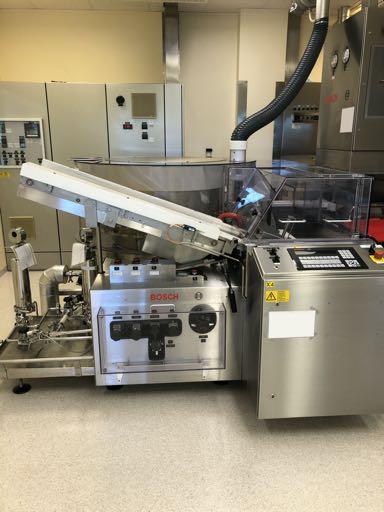 BOSCH Sterilizing tunnel fo vials BOSCH  HQL 3240