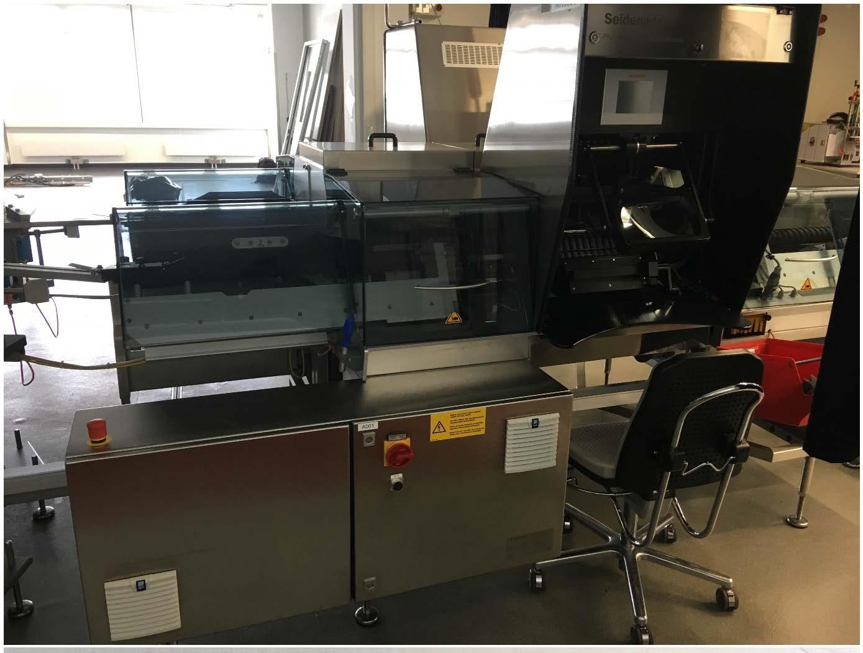 SEIDENADER Macchina di ispezione Seidenader V90-AVSB per siringhe preriempite