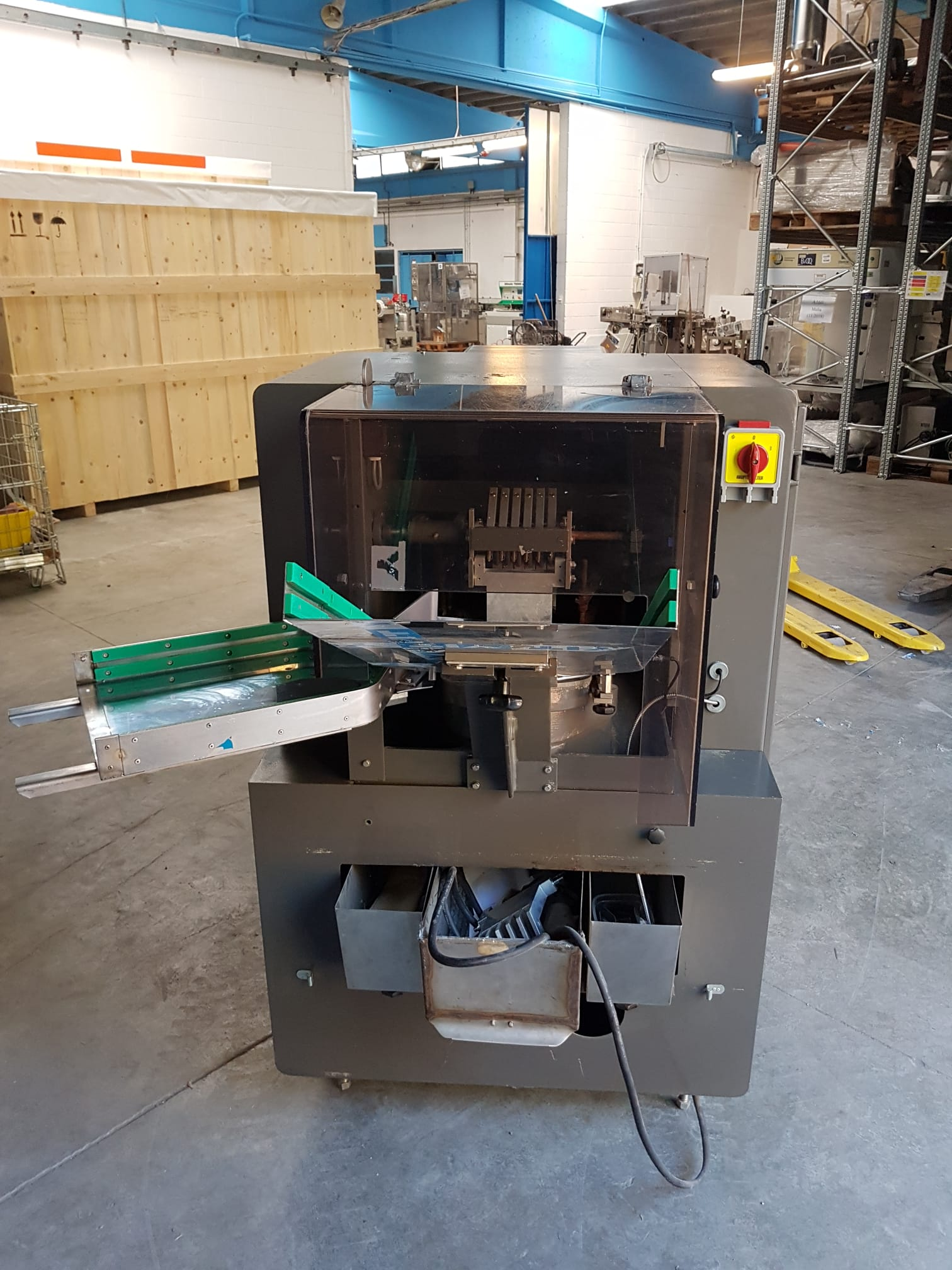 Strunk Bosch Inspection Machine for Vials Strunk Bosch KVL B06