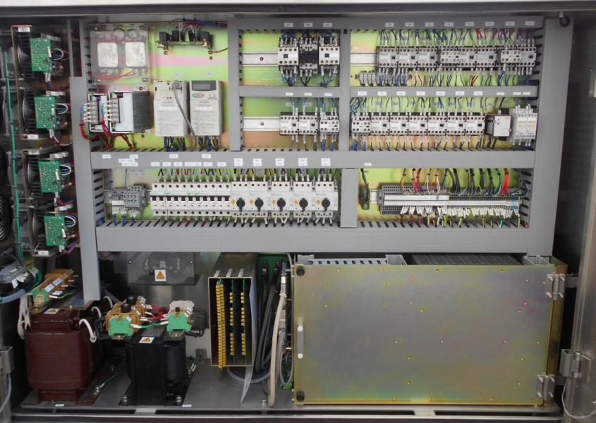 BAUSCH+STRÖBEL Macchina di controllo micro fessure per fiale Nikka Densok HDB 7080 BAUSCH+STRÖBEL