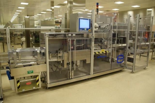 Uhlmann Stretch-banding machine Uhlmann 3040E