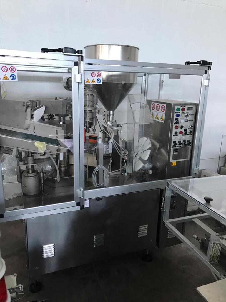 TGM Llenadora de Tubos TGM B600