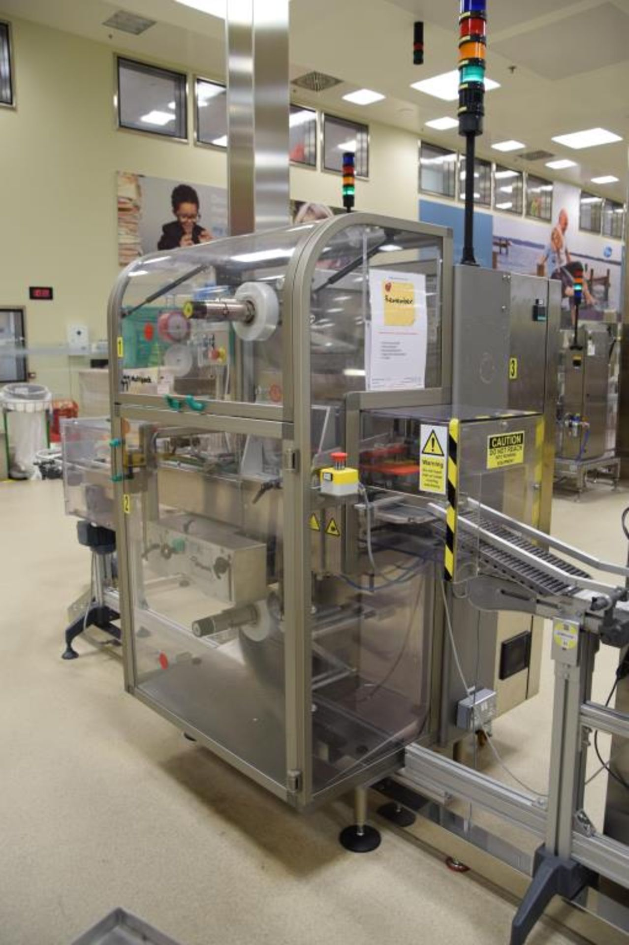 MARCHESINI GROUP Overwrappers/Shrinkwrappers/Banders MARCHESINI GROUP