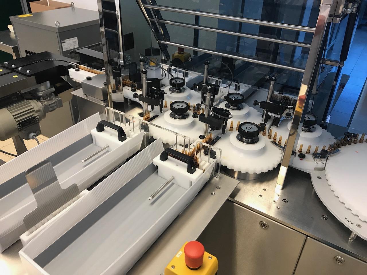 BOSCH Sperlatrice automatica per Fiale BOSCH AIM 296