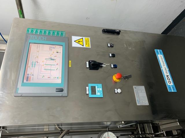 GDN Distillation Unit GDN PSME 200 3E
