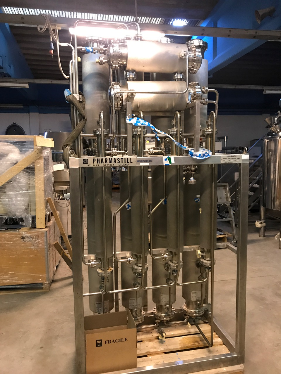 STILMAS Distillatore STILMAS MS 204 S