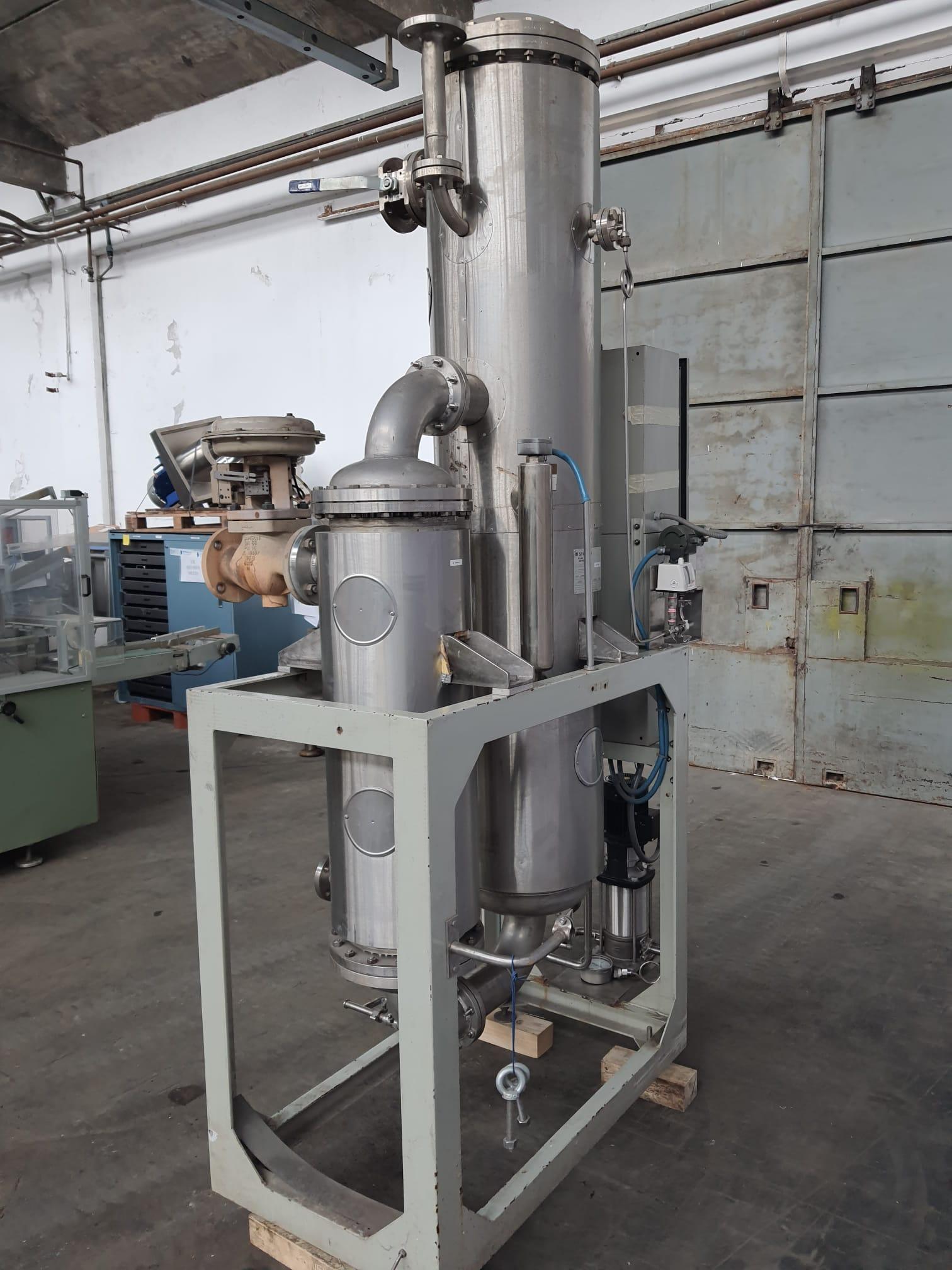 STILMAS Water Treatment/Distillation Units/Reverse Osmosis/Pure Steam Generators STILMAS PSG 500 DTS -  ER020 A