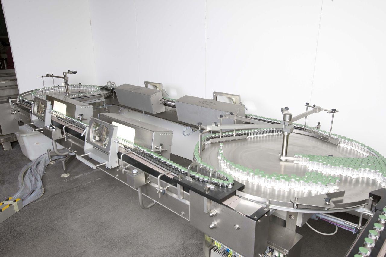 BAUSCH+STRÖBEL Linee Complete BAUSCH+STRÖBEL FAU6000 - DHT3670 - RTF 1000 - WPS 5070 - RVB 4090